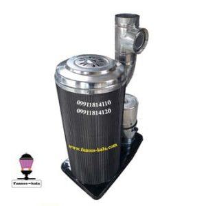 بخاری نفتی-گازوئیلی عایق دار