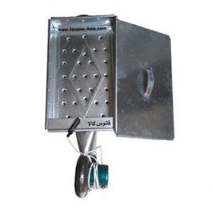 کباب پز درب دار با فن برقی 3