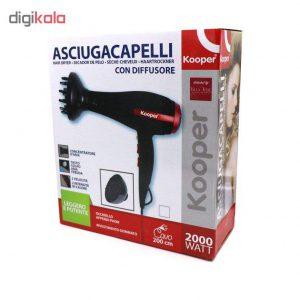 سشوار کوپر مدل Asciugacapelli