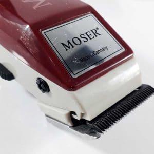 ماشین اصلاح موزر آلمانی هفت دنده MOSER 1400-0051 3