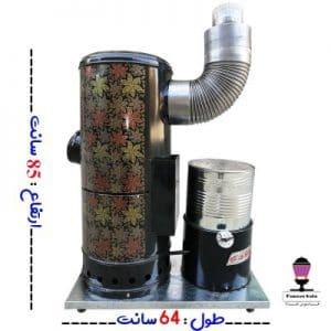 بخاری گازوئیلی-نفتی کوره چدنی 85 1